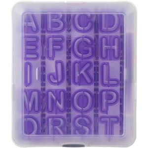 Comprar Set 41 Cortadores Letras y Números Wilton