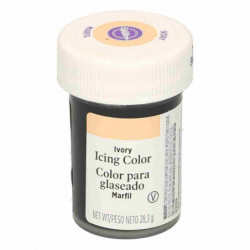 Comprar Colorante Gel Marfil Wilton 28 gr.