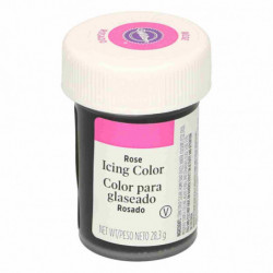Comprar Colorante Gel Rosado Wilton 28 gr.