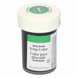 Comprar Colorante Gel Verde Kelly Wilton 28 gr.