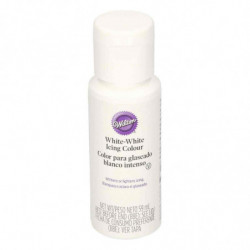 Comprar Colorante Blanco Intenso Wilton 56 gr.