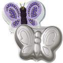 Comprar Molde Bizcocho con Forma Mariposa Wilton Profesional