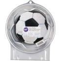 Comprar Molde Bizcocho con Forma Balón Fútbol Wilton Profesional