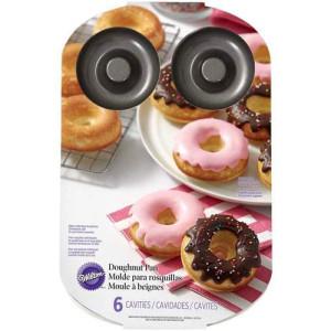 Molde para 6 Donuts Wilton