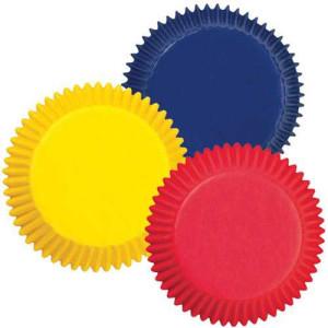 Comprar Cápsulas Hornear Surtido Colores Primarios 75 ud. Wilton