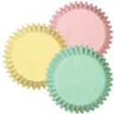 Comprar Cápsulas Hornear Surtido Colores Pastel 75 ud. Wilton Profesional
