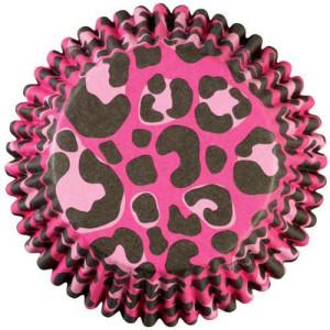 Comprar Cápsulas Hornear Colorcups Rosa Leopardo 36 ud. Wilton