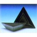 Comprar Molde Triangular Antiadherente Profesional