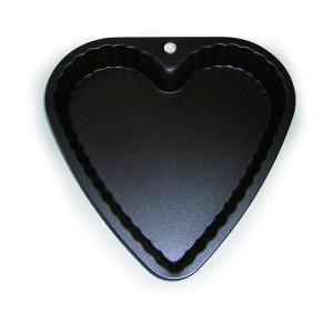 Molde Corazón Acanalado Antiadherente