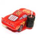 Comprar Vela Celebración 3D Cars Display 6 ud. Profesional