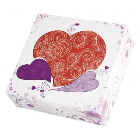 Comprar Caja para Tarta Decorada Valentina 50 ud.