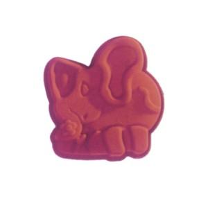 "Molde Silicona ""Elefante Baby Flex"""
