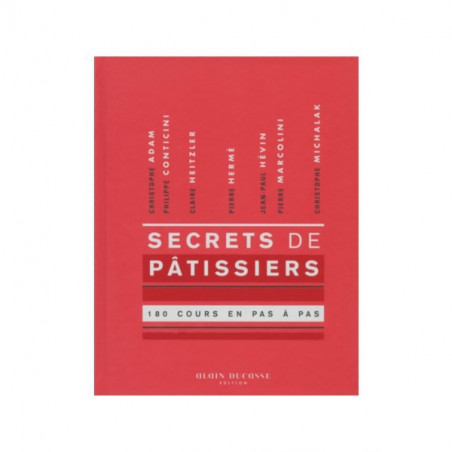 Comprar Libro Los Secretos de Pastelería