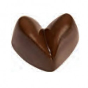 Molde Bombón Corazón