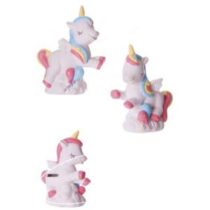 Hucha Unicornio 2 Ud.