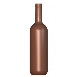Comprar Molde de Chocolate Botella Bordeaux
