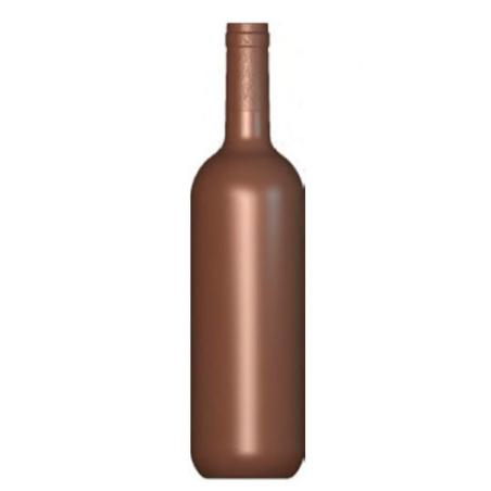 Comprar Molde de Chocolate Botella Bordeaux