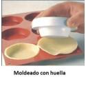 Comprar Huella de silicona para Tartaleta Profesional