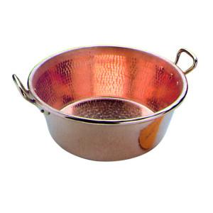 Comprar Fuente de cobre con asas