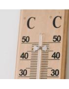 Termómetros Atmosféricos Profesionales