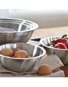Acero Inoxidable y Aluminio para Cocina Profesionales