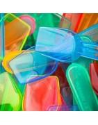 Cucharillas de plástico para helado Profesionales