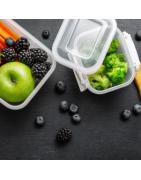 Envases y contenedores de plástico para cocina Profesionales