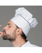 Gorros de Cocinero Profesionales