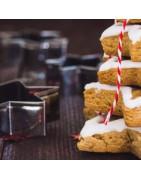 Cortadores y Moldes de galletas de Navidad Profesionales