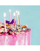 Velas de cumpleaños Profesionales