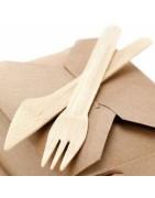 Cubiertos biodegradables Profesionales