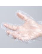Guantes Plásticos Desechables Profesionales
