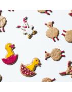 Cortadores de galletas pascua Profesionales