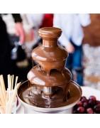 Fuentes de chocolate profesionales Profesionales