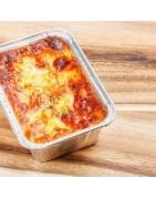 Envases aluminio para Alimentación Profesionales