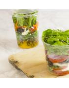 Envases y contenedores de plástico para alimentos Profesionales