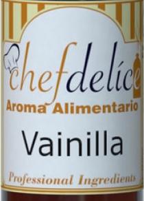 Aroma Concentrado de Vainilla. Esencia de Vainilla.