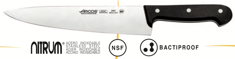 Cuchillo Profesional de Acero Inoxidable Arcos