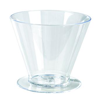 Vaso para Helado de Plástico